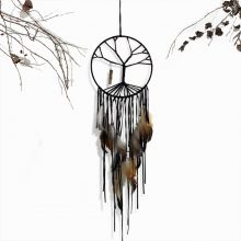 Boho Style Mini Tree Dream Catcher