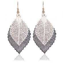 Luxury Boho  Leaf Dangle Earrings For Women