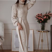 Autumn Winter Vintage Sweater