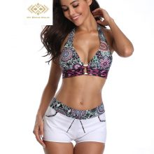 Bohemia Two Pieces Plus Size Swimsuit